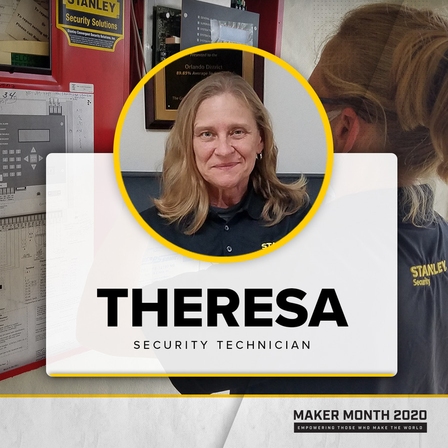 Maker Month - 31 Days of Makers | Featuring Theresa