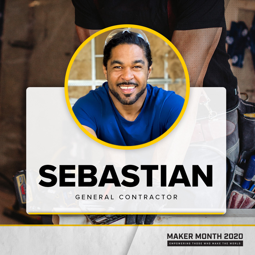 Maker Month - 31 Days of Makers | Featuring Sebastian