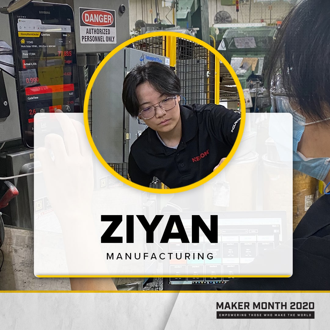 Maker Month - 31 Days of Makers | Featuring Ziyan