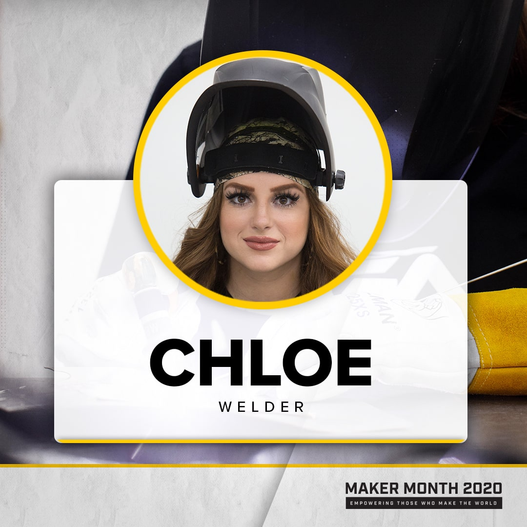 Maker Month - 31 Days of Makers | Featuring Chloe