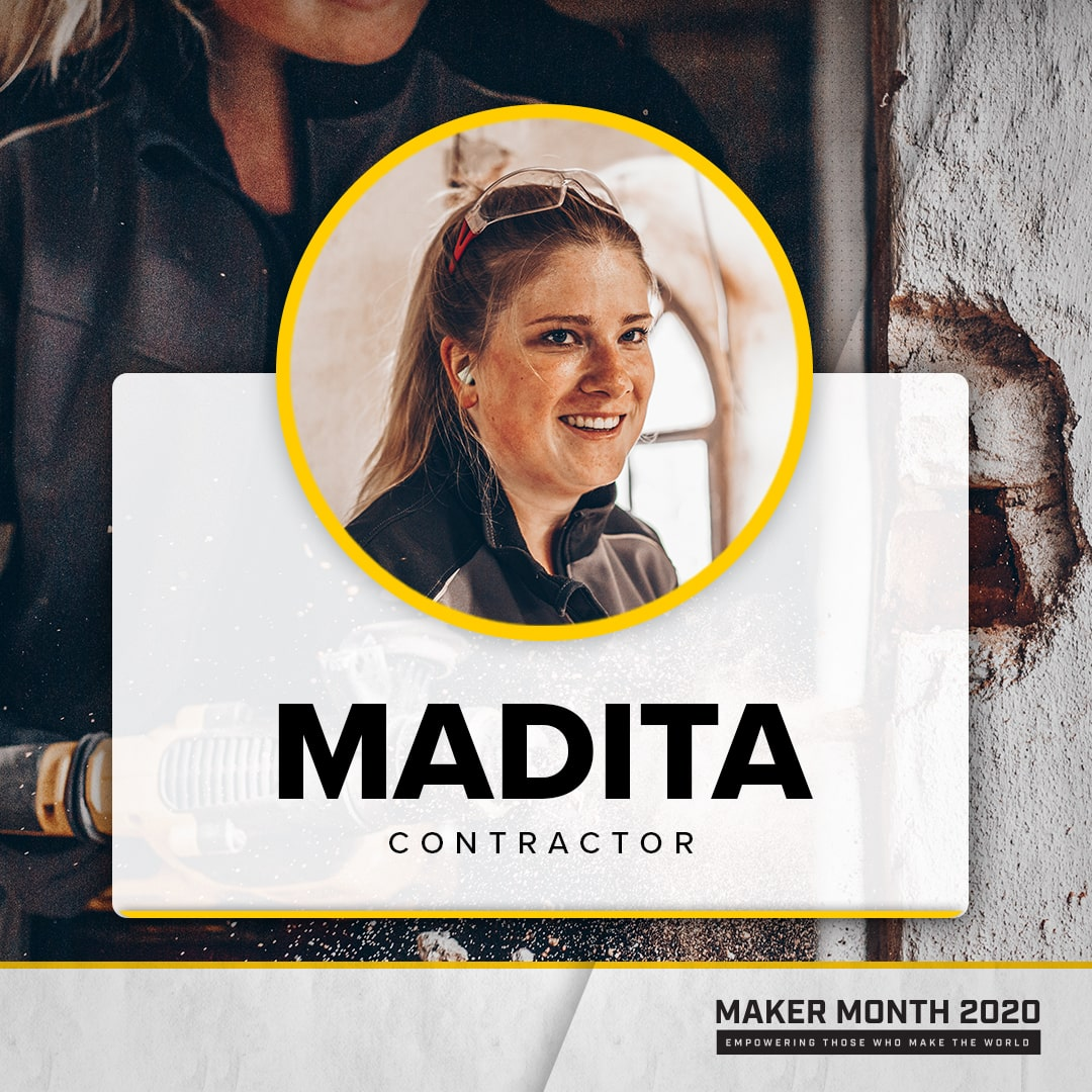 Maker Month - 31 Days of Makers | Featuring Madita
