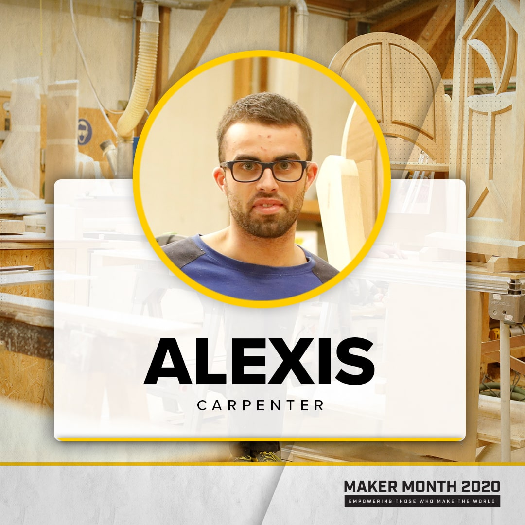 Maker Month - 31 Days of Makers | Featuring Alexis