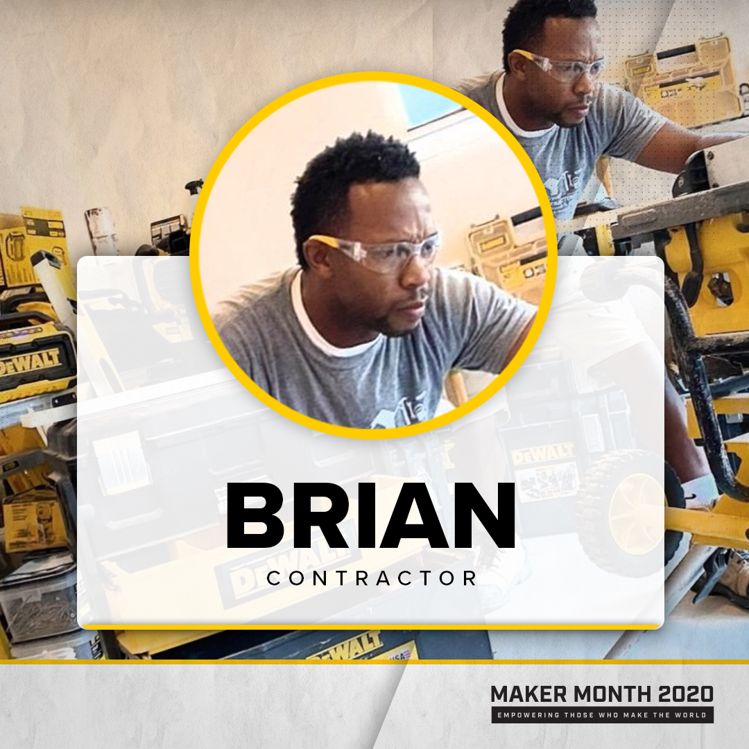 Maker Month - 31 Days of Makers | Featuring Brian