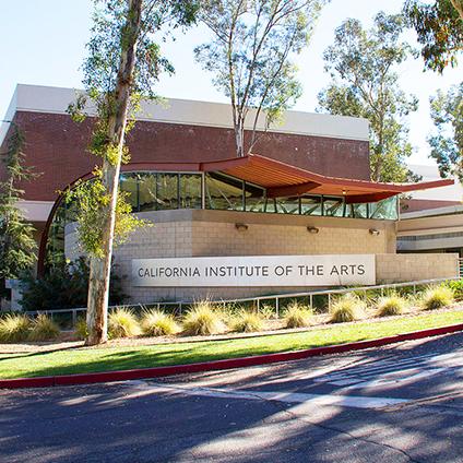 California Institute of the Arts campus photo