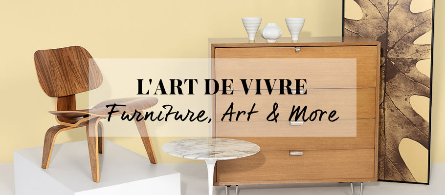 Bien-aimé L'Art de Vivre: Furniture, Art & More | The RealReal: Shop  UM23