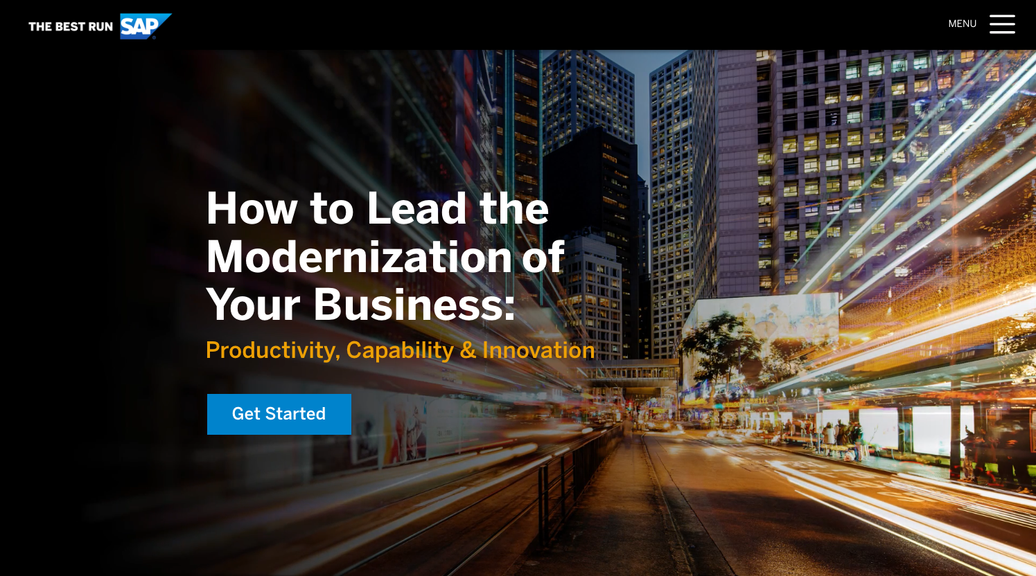 How to Lead the Modernization of Your Business | Expert Advice