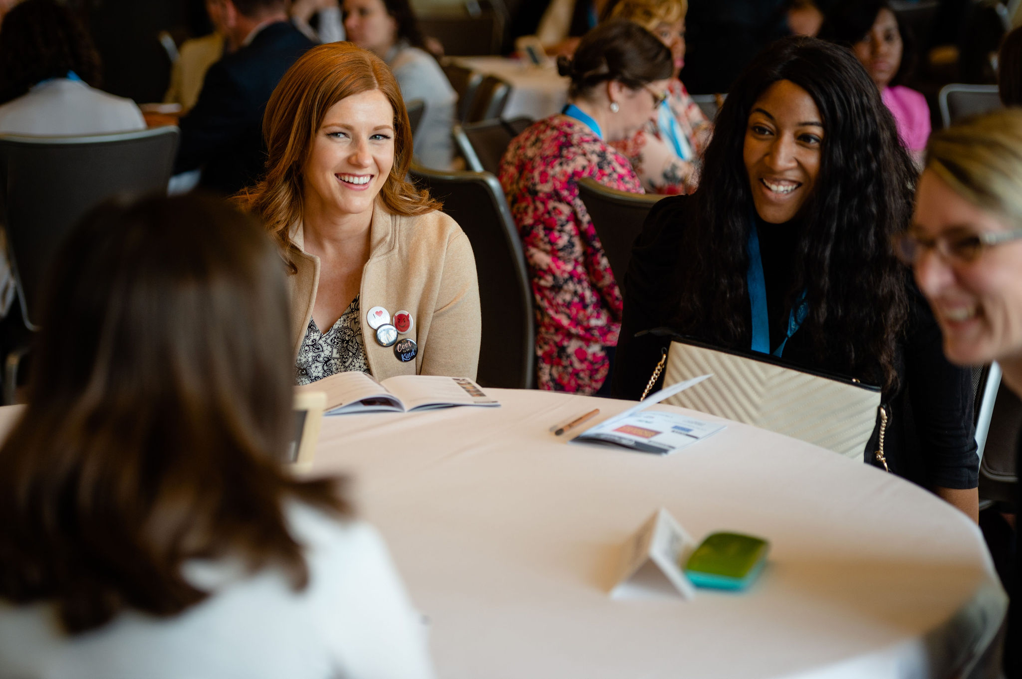 Emerging Leaders United members attend a UWCM Young Professional Conference