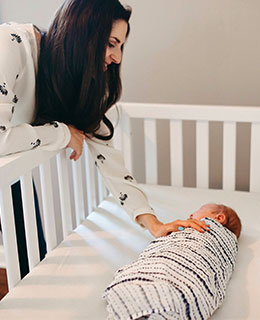 Here's your baby essential checklist to help prep for baby's arrival